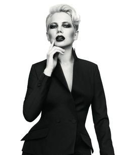 Michelle Williams in Dior Spring 2013 for Another Magazine