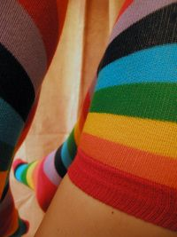 sock fetish Rainbow