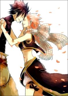 Fairy Tail - Gray and Natsu - Genderbent