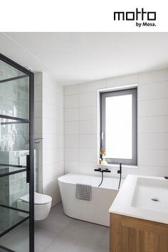 Attic Bathroom, Upstairs Bathrooms, Bathroom Toilets, Small Bathroom, Small Luxury Bathrooms, Beautiful Bathrooms, New Bathroom Ideas, Bathroom Inspiration, Modern Toilet