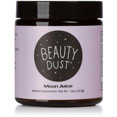 Moon Juice Beauty Dust/1.5 oz. (205 CNY) ❤ liked on Polyvore featuring beauty products and fillers