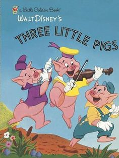 Little Golden Books ~ Originally published by Simon & Schuster in 1942, Little Golden Books have become a cherished piece of childhood in the U.S. The 1st high-quality, low-priced line of children's books ever produced. Initially, just 12 titles were released, including Mother Goose, The Little Red Hen and The Poky Little Puppy. Within five months, 1.5 million copies had already been produced. Today there are some 1,200 Little Golden Books titles.