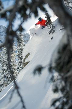 Skiing at Alta and Snowbird | Powder skiing in Utah | The best places to ski powder | Skiing Magazine