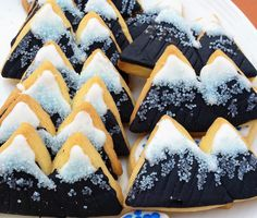 Frosty Mountain Cookies