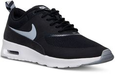 Pin for Later: Kaley Cuoco Just Took Her Dress-and-Sneakers Game to a Whole New Level  Nike Women's Air Max Thea Running Sneakers from Finish Line ($90)