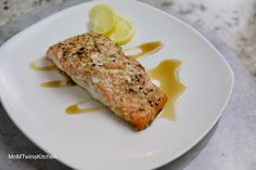Honey-Glazed Sesame Salmon Save Print Author: Mary and Molly Cuisine: Fish Ingredients 1 lb Salmon, frozen & skinned 2 Tbsp honey, local preferably 2 Tsp Soy sauce 1 Tsp Sesame oil 1 tsp Garlic… View Post Honey Salmon, Honey Glaze, Honey Recipes, Frozen, Tasty, Stuffed Peppers, Asian, Dishes, Kitchens