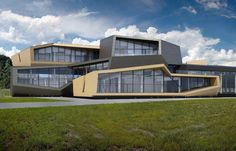 Istra Tennis Club / Za Bor Architects