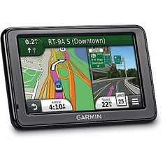 Nice Garmin Nuvi 2555lmt 5 0 Gps Navigator Lifetime Traffic Maps Usa Canada Mexico For Sale