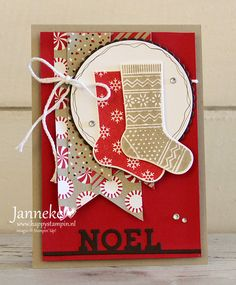 Happy Stampin'- Stampin' Up! - Mediterranean Achievers Blog Hop
