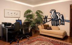 Grafite em casa: a arte do desapego - Decoração - iG
