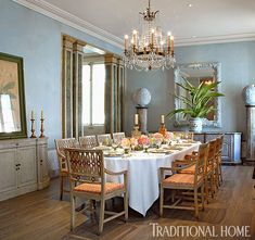 Body & Soul: New Orleans' Soniat House | Traditional Home