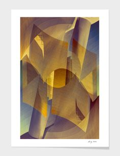 Discover «Puzzle», Limited Edition Fine Art Print by Randy Witte - From $29 - Curioos