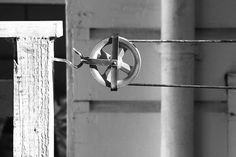 Solar Drying System Laundry Pulley from Canada   Remodelista