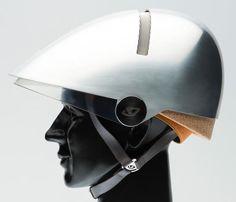 Philippe Starck Bike Helmet Looks Like Space-Age Riot Gear | Co.Design