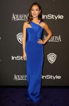 InStyle and Warner Bros. Golden Globes 2015 Party | Pictures | POPSUGAR Celebrity