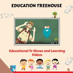 A Place where elementary students can safely enjoy watching curated fun educational Tv shows and learning videos on demand covering subjects from science to literacy anytime online ad-free in the classroom or homeschool Educational Websites For Kids, Educational Videos, Learning Resources, Educational Technology, Las Vegas, Education Quotes For Teachers, Education College, Fun Math, 3d Printing