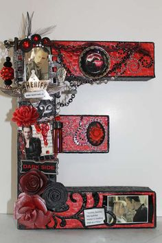 Searchwords: Altered Letter Swap - True Blood themed