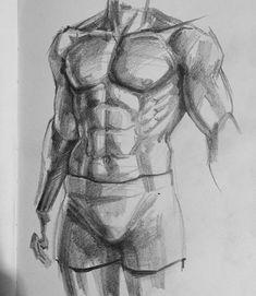 #paint #figurative #fitness #figure #draw #drawing #desenho #dessin #desen #art #artist #sanat #painting #eskiz #sketch #sketchbook #muscle #human #anatomy #academia #anatomi