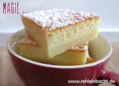 [Rezept] Magischer Kuchen - Ein Teig, drei Schichten!