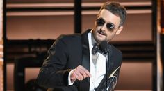 See Eric Church Keith Urbans Surprise Performance of Record Year