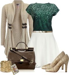 """""""Style the Cardigan"""" by christa72 on Polyvore"""