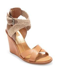 Womens Dolce Vita Women's Jarona Wedge Sandal On Sales Size 39