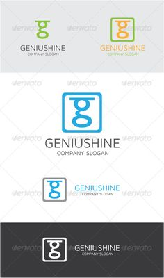 Geniushine ... <p>File : CMYK, Adobe Illustrator CS3 & Illustrator 10 EPS. Resolution: 300. font:http://www.fontsquirrel.com/fonts/maven-pro</p> app, bold, brand, business, city, clean, colorful, company, data, g shape, genius, graphicriver, green, letter g, letters, logo, modern, point, professional, seo, simple, solutions, store, style, symbols, web