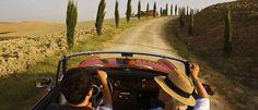 Tuscany - VIntage Car Rally