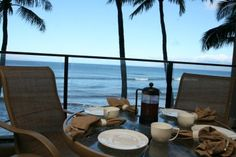 Rent a Ocean Front One Bedroom in , Kaanapali, Hawaii, United States