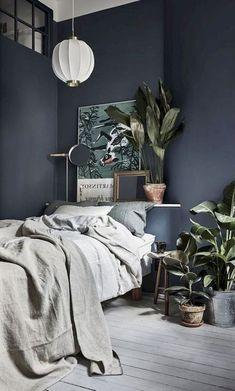 Nice 57 modern small bedroom design ideas for home. Modern Bedroom Interior, Home Decor, Stylish Bedroom, Stylish Bedroom Design, Modern Bedroom, Small Bedroom, Minimalist Bedroom Decor, Remodel Bedroom, Rustic Bedroom