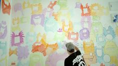 Stüssy Artist Series - Kevin Lyons. New York based designer and illustrator Kevin Lyons breaks down the origin of his infamous Monster characters, early influences and his connection to hip hop.  Filmed on location in Japan, during the Kevin's exhibition at Stüssy Harajuku in August 2013.