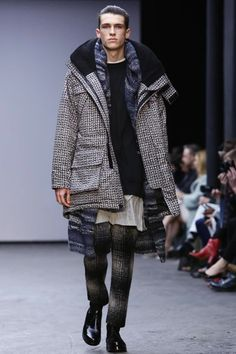 Casely-Hayford Menswear Fall Winter 2015 London