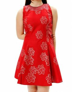 Stand out this sumer. Shop fabulous floral dress on http://www.ebonyq.com