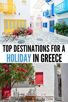 European Vacation, European Destination, European Travel, Greece Itinerary, Greece Travel, Travel Ideas, Travel Inspiration, Greece Holiday, Summer Vacations