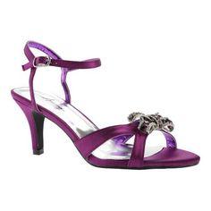 Women's Annie LaBella Sandal (Purple) (US Women's M (Regular))