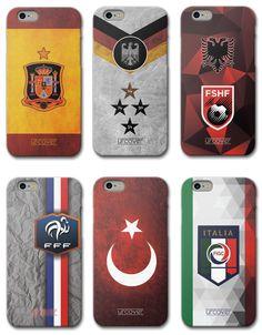 Bereit für die Europameisterschaft 2016? Hol dir dein EM Case!