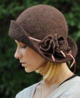 Gallery.ru / Фото #48 - Мои работы. Шляпы. - Shellen