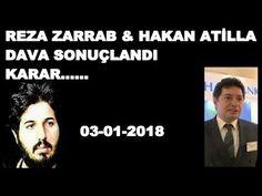 (Rıza Sarraf) Reza Zarrab, Hakan Atilla  Davası sona erdi. Şok Karar. 04...