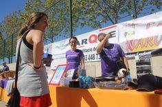 Tienda solidario #leucemia #ClubPadelCornella #ponteenmarchaya