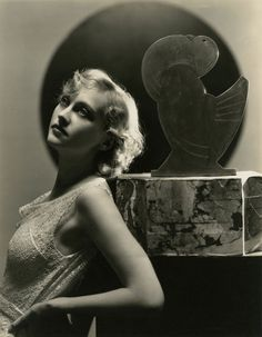 Sheila Terry, photographed by Elmer Fryer for Warner Bros. (ca. 1933)
