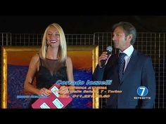 Decennale Seven Live TV - Corrado e Valter Iozzelli - Celeste Cerutti