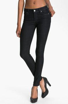 Paige Denim 'Verdugo' Stretch Denim Leggings (Twilight Wash) available at #Nordstrom (size 28)