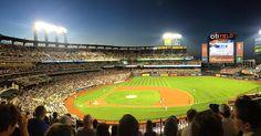 Let's go Yankees! Boo Mets. #baseball #subwayseries #yankees #mets #nyc