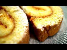 Borbás Marcsi szakácskönyve - Piskótatekercs (2019.09.08.) - YouTube French Toast, Muffin, Menu, Sweets, Cookies, Baking, Breakfast, Food, Youtube