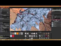 Using Substance for Cinematics, by Rumblebox Studios - YouTube
