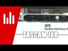Tascam iXR: Mobiles Audio Interface für iPad, PC & Mac - http://www.delamar.de/musik-equipment/tascam-ixr-33297/?utm_source=Pinterest&utm_medium=post-id%2B33297&utm_campaign=autopost