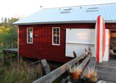 Weekend Spotlight: Columbia River Boathouse Revival: Remodelista