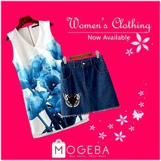 Women's Clothing | Now Available | Mogeba www.mogeba.com #mogebashopping #mogeba #onlineshopping #buymore #savemore #buy #save #sale #purchase #women #ladies #womens #clothing #accessories #denim #career #casual #dresses #skirts #skirt #footwear #tshirt #jeans #everything #dubai #uae #unitedarabemirates #fujairah #sharjah #abudhabi #ajman #alain #nowavailable #womensclothing #tops #shirts #shorts 👗👠👕
