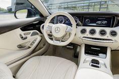 Mercedes-Benz S 65 AMG Coupé (BR 217), 2014 #Mercedes #Automobile