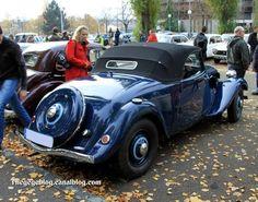 1934 - Citroën Traction Avant Cabriolet 7S